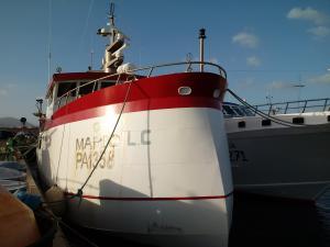 Photo of MARIO LC ship