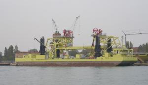 Photo of MOSE I ship