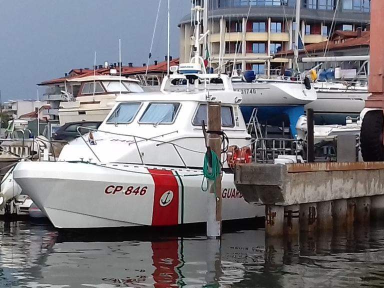 MOTOVEDETTA CP 846 photo