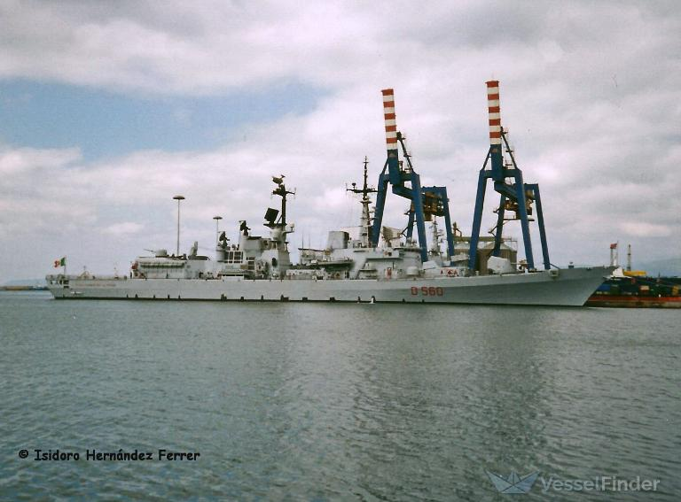 ITALIAN WARSHIP photo
