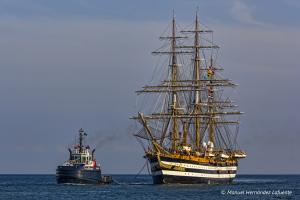 foto imbarcazione AMERIGO VESPUCCI