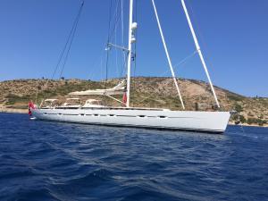 Photo of SAVARONA ship