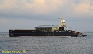 Photo of M/Y BLADE ship