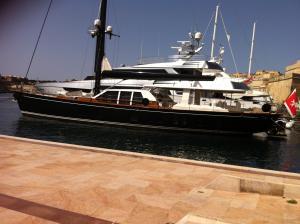 Photo of SY AKALAM ship