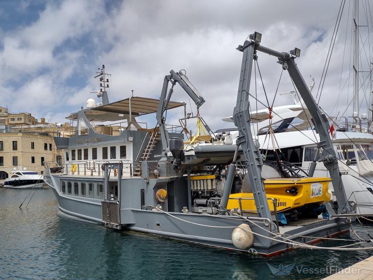 U-BOAT NAVIGATOR photo