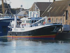 Photo of NAUSICAA ship