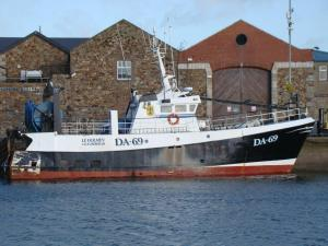 Photo of LE DOLMEN ship