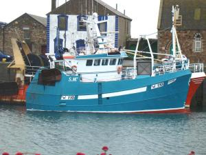 Photo of MFV EXCEL ship