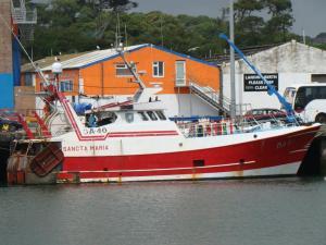 Photo of SANCTA MARIA III ship