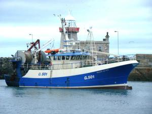 Photo of OILEAN AN OIR ship