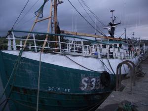 Photo of SCEPTRE ship