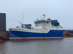 Photo of HAFBORG ship