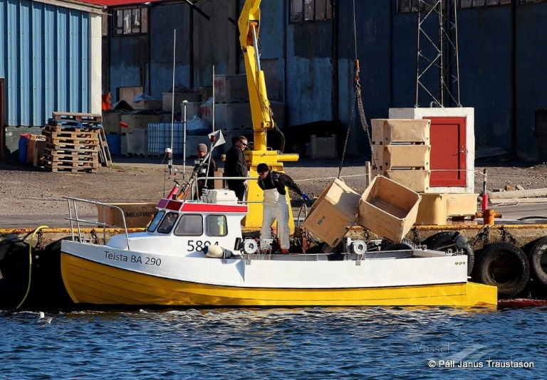 TEISTA BA-290 photo