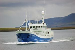 Photo of TOMAS THORVALDSSON ship