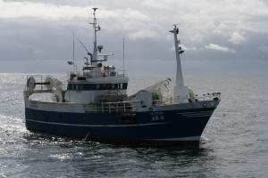 Photo of HASTEINN AR-8 ship