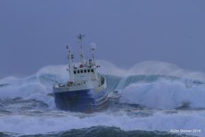 Photo of HRAFN ship