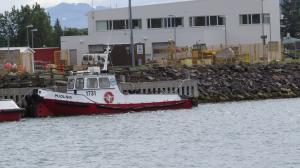 Photo of MJOLNIR ship