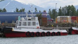 Photo of SLEIPNIR ship
