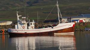 Photo of MANI ship