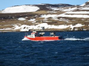 Photo of OLAFUR ship