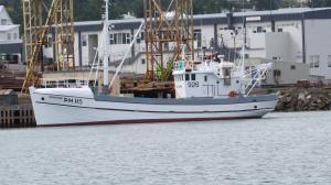 Photo of THORSTEINN ship