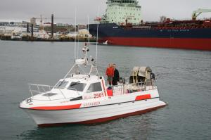 Photo of GUNNA BETA IS-94 ship