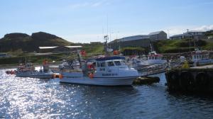 Photo of OEDLINGUR ship