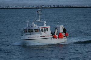 Photo of SKULI ship