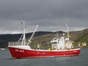 Photo of VALTHOR ship