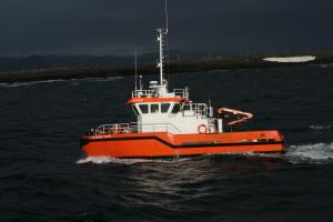 Photo of BJARNI THOR ship