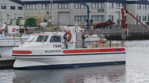 Photo of BALDVIN ship