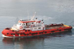 Photo of MARIA C ship