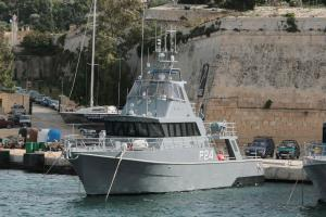 Photo of P24 ship