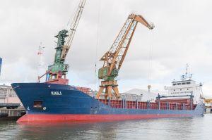 Photo of KAILI ship