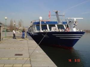 Photo of mv Discovery ship