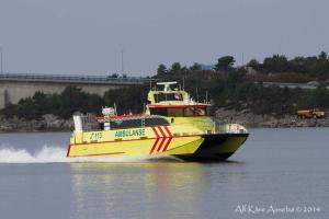 Photo of AMB RYGERVAKT ship