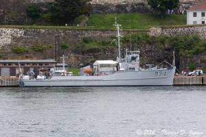 Photo of M314 ALTA ship