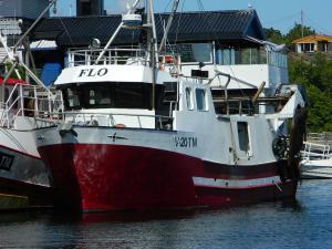 Photo of FLO V20TM ship