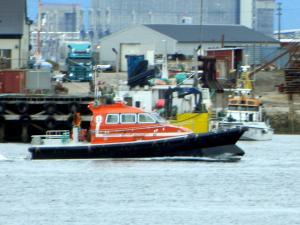 Photo of PILOTBOAT HAAJA ship