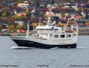 Photo of SKJERVOEYFISK ship