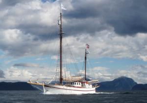 Photo of AUNO ship