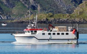 Photo of AKOM ship