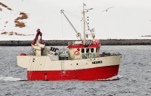 Photo of RISVIK ship