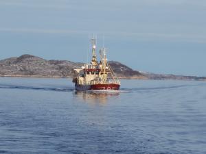 Photo of MARVI ship