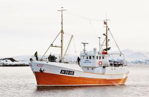 Photo of GAMLE KVALSTEIN ship