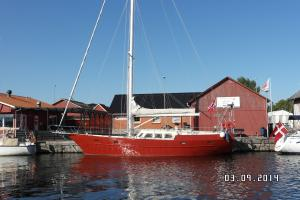 Photo of HULDA ship