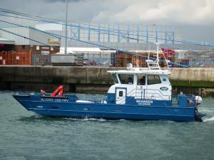 Photo of SKANSEN ship