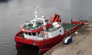 Photo of EMANUEL DESPERADOS ship