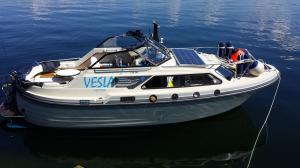 Photo of VESLA ship