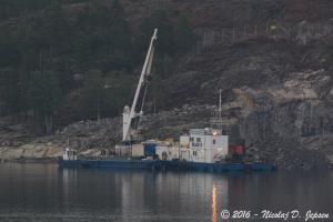Photo of MJOE 2 ship